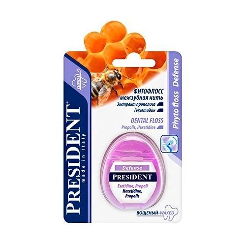 PresiDENT зубная нить Defense