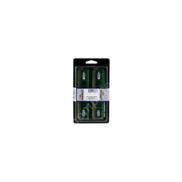 Оперативная память 2 ГБ 2 шт. Kingston KVR400D2S4R3K2/4G