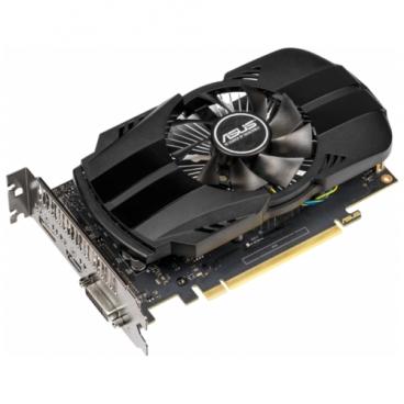 Видеокарта ASUS PHOENIX GeForce GTX 1650 1485MHz PCI-E 3.0 4096MB 8002MHz 128 bit DVI DisplayPort HDMI HDCP