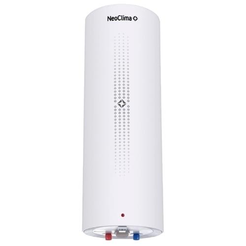 Накопительный электрический водонагреватель NeoClima Milano 40 Slim