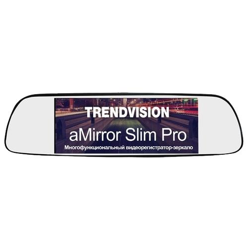 Видеорегистратор TrendVision aMirror Slim Pro
