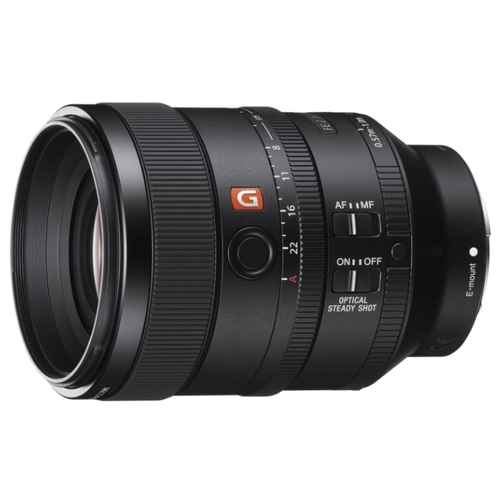 Объектив Sony FE 100mm f/2.8 STF GM OSS (SEL100F28GM)