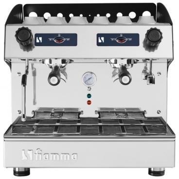 Кофеварка рожковая Fiamma Caravel 2 Compact TC
