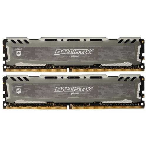 Оперативная память 8 ГБ 2 шт. Ballistix BLS2K8G4D30AESBK