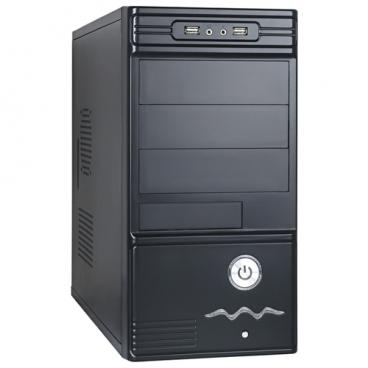 Компьютерный корпус ExeGate MA-368X 400W Black