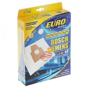EURO Clean Синтетические пылесборники E-06