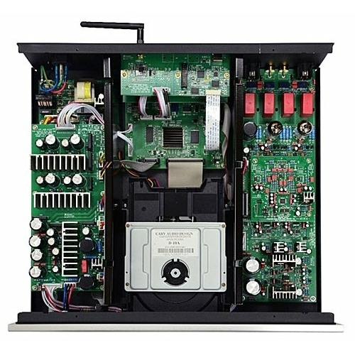 CD-проигрыватель Cary Audio DMC-600