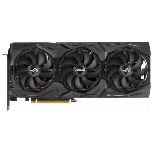 Видеокарта ASUS ROG GeForce GTX 1660 Ti 1500MHz PCI-E 3.0 6144MB 12002MHz 192 bit 2xDisplayPort 2xHDMI HDCP Strix Gaming