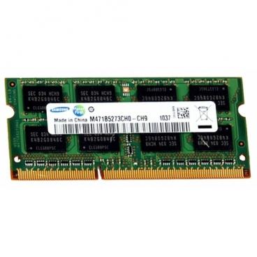 Оперативная память 8 ГБ 1 шт. Samsung DDR3 1333 SO-DIMM 8Gb