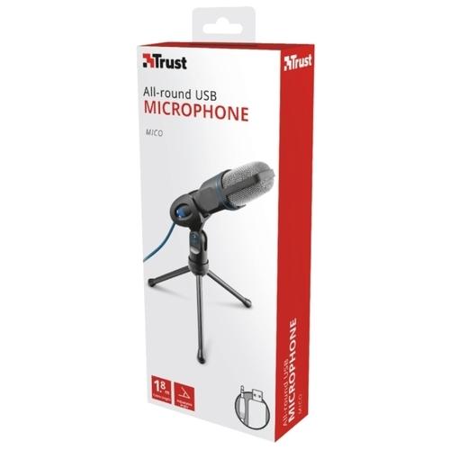 Микрофон Trust Mico USB