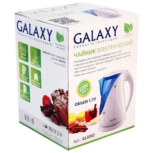 Чайник Galaxy GL0202