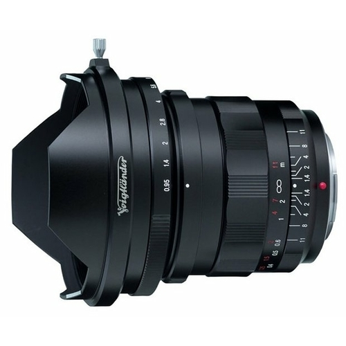 Объектив Voigtlaender 10.5mm f/0.95 Nokton Micro 4/3