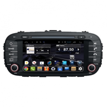 Автомагнитола Daystar DS-7002HD KIA Soul 2014+ ANDROID