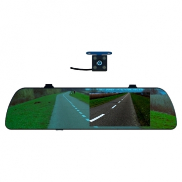 Видеорегистратор Ritmix AVR-550, 2 камеры