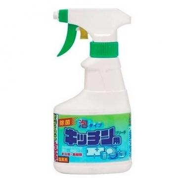 Отбеливатель для кухни хлорный, пенящийся Rocket Soap
