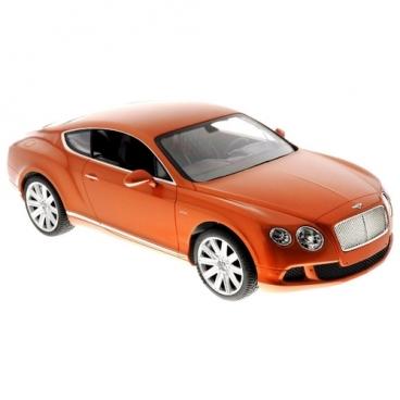 Легковой автомобиль Rastar Bentley Continental GT Speed (48600) 1:24 20 см