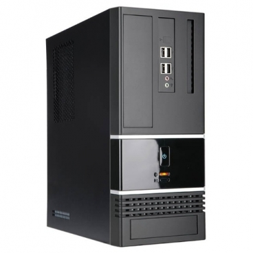 Компьютерный корпус IN WIN BK623U3 400W Black