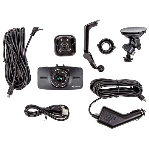 Видеорегистратор Bluesonic BS-B100, 2 камеры