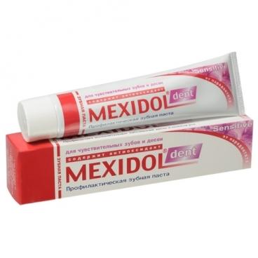 Зубная паста Мексидол Sensitive