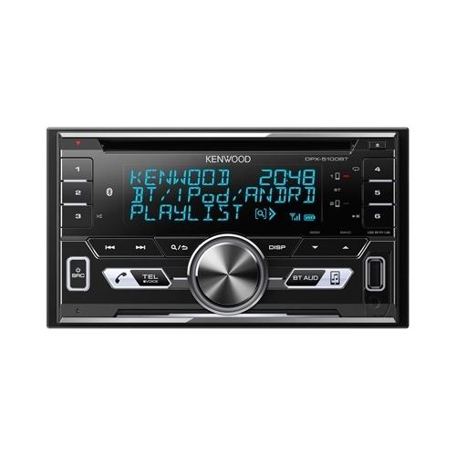 Автомагнитола KENWOOD DPX-5100BT