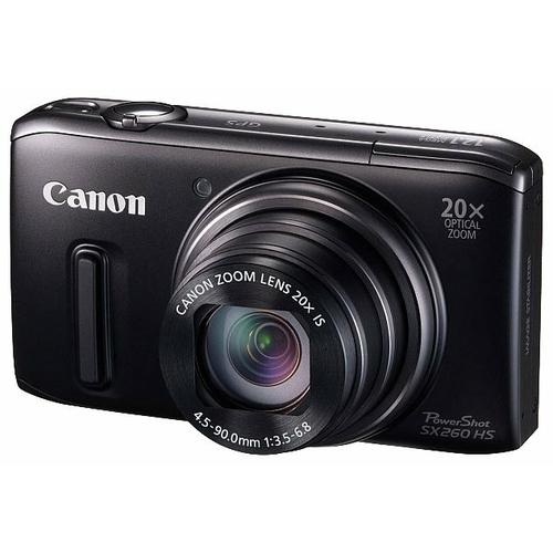Фотоаппарат Canon PowerShot SX260 HS