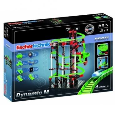 Динамический конструктор Fischertechnik Profi Dynamic 533872 M