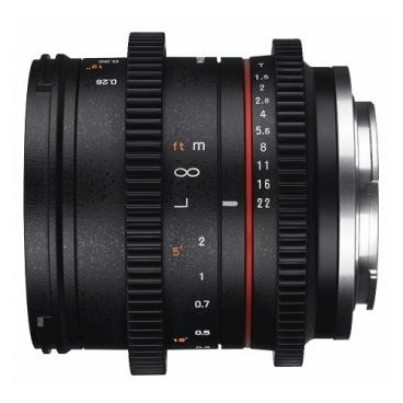 Объектив Samyang 21mm T1.5 ED AS UMC CS Canon M