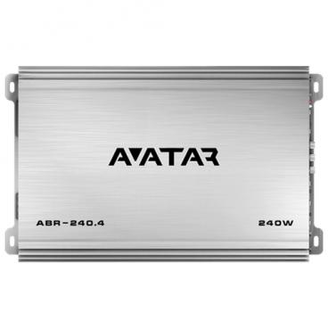 Автомобильный усилитель Avatar ABR-240.4