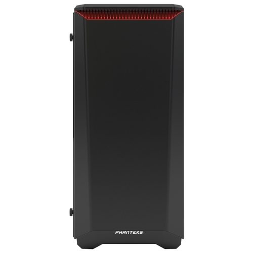 Компьютерный корпус Phanteks Eclipse P400 Tempered Glass Black/red