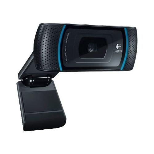 Веб-камера Logitech HD Pro Webcam C910