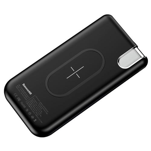 Аккумулятор Baseus Thin Version Wireless Charge Power Bank 10000 mAh