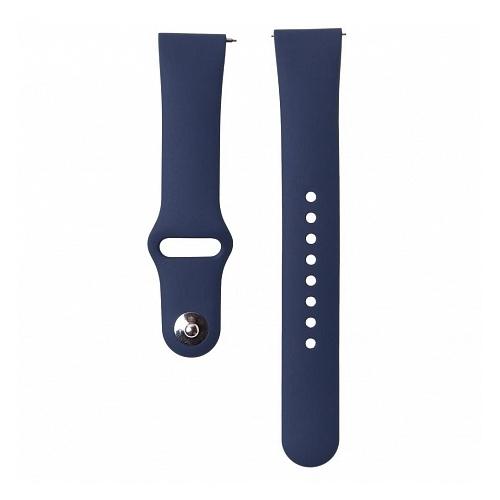 GSMIN Силиконовый ремешок Sport Band для Samsung Gear Sport/S2 Classic/Galaxy Watch (42 mm)/ Watch Active