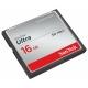Карта памяти SanDisk CompactFlash Ultra 50MB/s 16GB