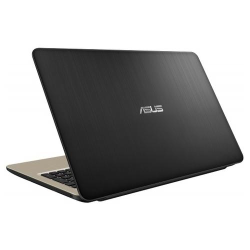 "Ноутбук ASUS VivoBook X540YA (AMD E1 6010 1350 MHz/15.6""/1366x768/4GB/500GB HDD/DVD нет/AMD Radeon R2/Wi-Fi/Bluetooth/DOS)"