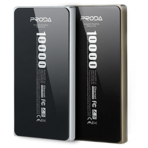 Аккумулятор Remax Superalloy Power Bank 10000 mAh PPP-12