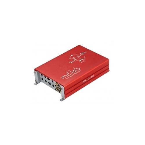 Автомобильный усилитель md.lab AM-LD4.80