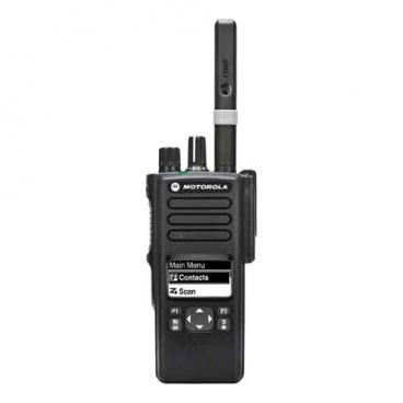 Рация Motorola DP4600