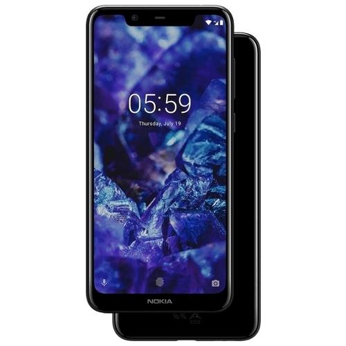 Смартфон Nokia 5.1 Plus Android One