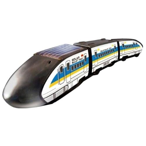 Электромеханический конструктор ND Play На солнечной энергии 271121 Солнечный поезд