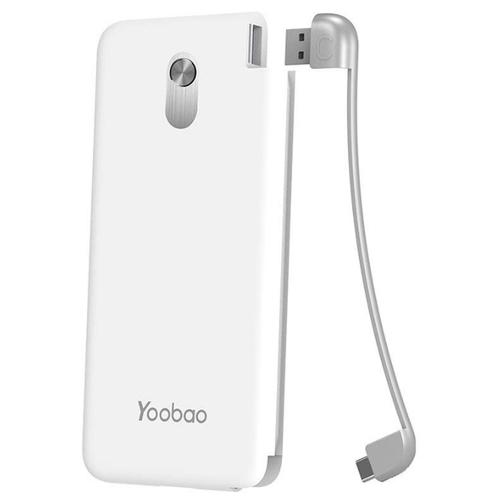 Аккумулятор Yoobao S5K с кабелем USB Type С