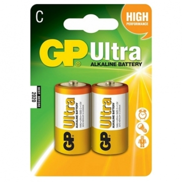 Батарейка GP Ultra Alkaline C