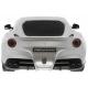 Легковой автомобиль Rastar Ferrari F12 (53500) 1:18 25.2 см