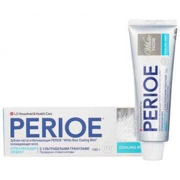 Зубная паста Perioe White Now Охлаждающая мята