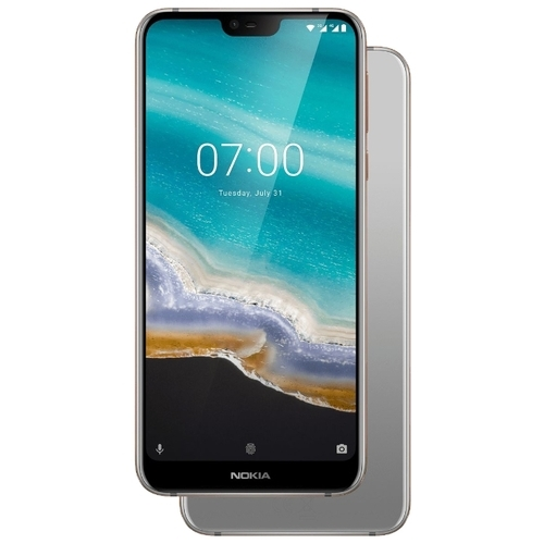 Смартфон Nokia 7.1 64GB Android One