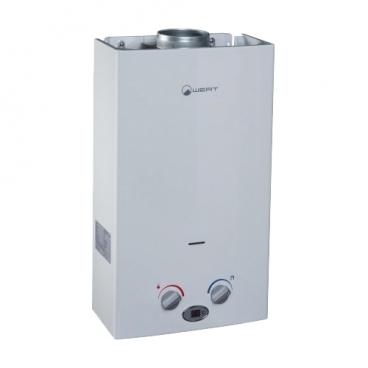 Проточный газовый водонагреватель Wert 10LC