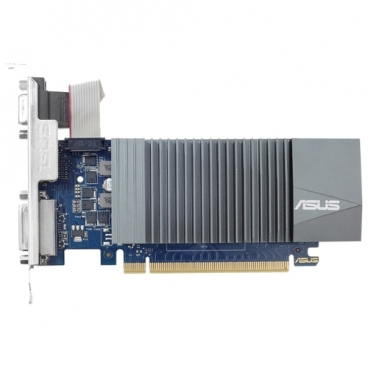 Видеокарта ASUS GeForce GT 710 954Mhz PCI-E 2.0 1024Mb 5012Mhz 32 bit DVI HDMI HDCP BRK