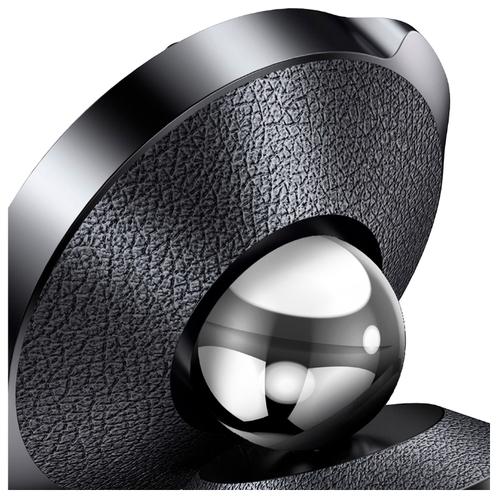 Магнитный держатель Baseus Small Ears Series Air Outlet Magnetic Bracket (Genuine Leather Type)