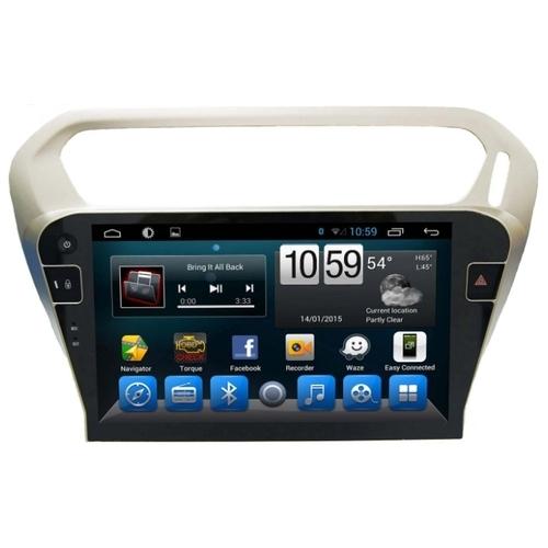 Автомагнитола CARMEDIA QR-1053