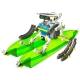 Электромеханический конструктор CuteSunlight Toys Factory Solar robot kit 14 в 1