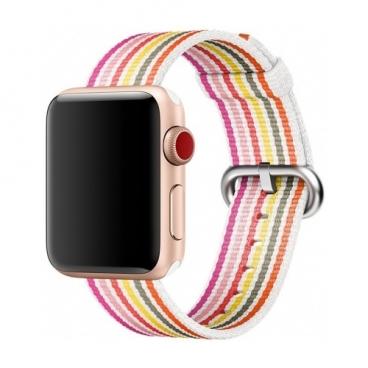 CARCAM Ремешок для Apple Watch 42mm New Canvas Band